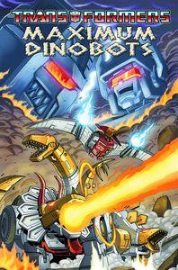 [Transformers: Maximum Dinobots: Volume 1 (Product Image)]