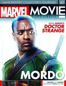 [Marvel: Movie Figure Collection Magazine #42 Mordo (Product Image)]