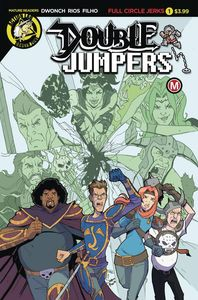 [Double Jumpers: Full Circle Jerks #1 (Cover A Rios) (Product Image)]
