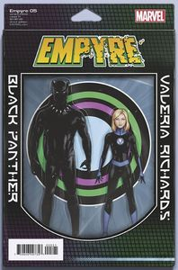 [Empyre #3 (Christopher 2-Pack Action Figure Variant) (Product Image)]