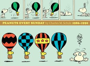 [Peanuts Every Sunday: Volume 8: 1986-1990 (Hardcover) (Product Image)]