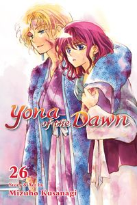 [Yona Of The Dawn: Volume 26 (Product Image)]