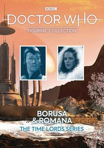 [Doctor Who Time Lord Series #2: Romana Mary Tamm & Borusa (Product Image)]