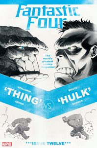 [Fantastic Four #12 (2nd Printing Variant) (Product Image)]