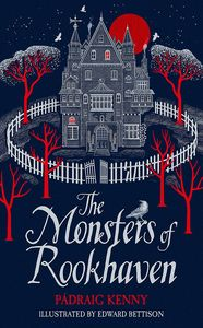 [The Monsters Of Rookhaven (Hardcover) (Product Image)]
