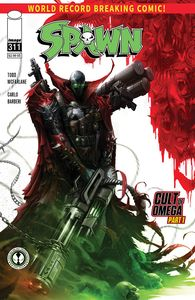 [Spawn #311 (Cover C Barberi) (Product Image)]