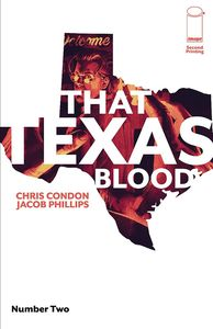 [That Texas Blood #2 (2nd Printing) (Product Image)]