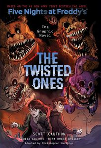 [Five Nights At Freddy's: Volume 2: The Twisted Ones (Product Image)]