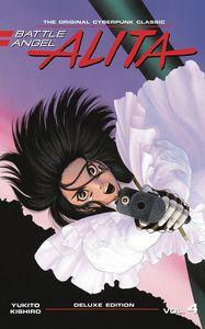 [Battle Angel Alita: Deluxe Edition: Volume 4 (Product Image)]
