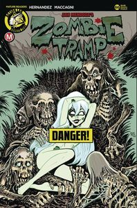 [Zombie Tramp: Ongoing #66 (Cover D Baugh Risque) (Product Image)]