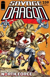 [Savage Dragon #259 (Cover A Larsen) (Product Image)]