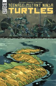 [Teenage Mutant Ninja Turtles: Ongoing #106 (Cover A Daniel) (Product Image)]