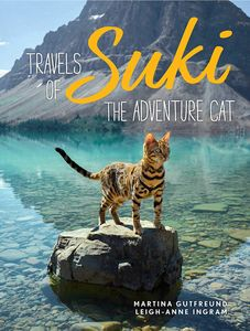 [Travels Of Suki The Adventure Cat (Hardcover) (Product Image)]