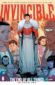 [Invincible #144 (Cover A Ottley & Fairbairn) (Product Image)]