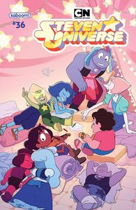 [Steven Universe: Ongoing #36 (Cover B Preorder Ng Variant) (Product Image)]