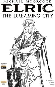 [Elric: Dreaming City #1 (Cover D Telo) (Product Image)]