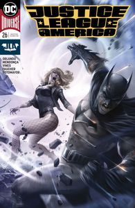 [Justice League Of America #26 (Variant Edition) (Product Image)]