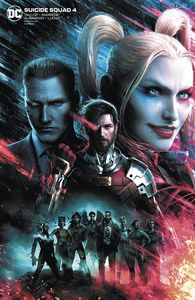[Suicide Squad #4 (Jeremy Roberts Variant Edition) (Product Image)]