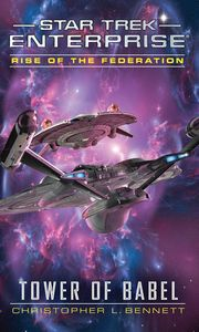 [Star Trek: Enterprise: Rise Of The Federation: Tower Of Babel (Product Image)]