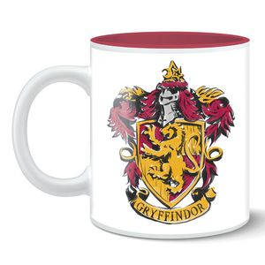 [Harry Potter: Mug: Gryffindor House Crest (Product Image)]