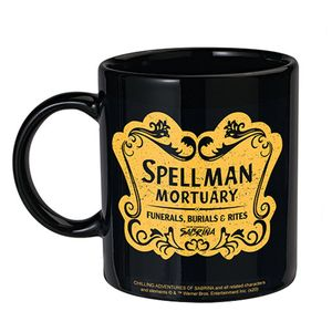 [Chilling Adventures Of Sabrina: Mug: Spellman Mortuary (Product Image)]