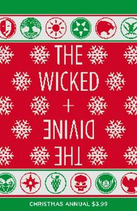 [The Wicked + The Divine: Christmas Annual #1 (Cover A Mckelvie & Wilson) (Product Image)]