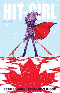 [Hit-Girl #7 (Cover C Young) (Product Image)]