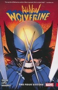 [All New Wolverine: Volume 1: Four Sisters (Product Image)]