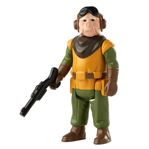 [Star Wars: The Mandalorian: Retro Collection Action Figure: Kuiil (Product Image)]