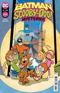 [Batman & Scooby-Doo Mysteries #6 (Product Image)]