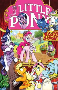 [My Little Pony: Friendship Is Magic: Volume 12 (Product Image)]