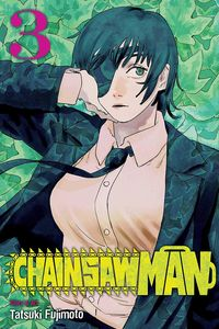 [Chainsaw Man: Volume 3 (Product Image)]