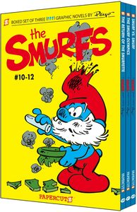 [Smurfs Graphic Novels (Product Image)]