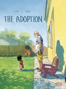 [The Adoption (Hardcover) (Product Image)]