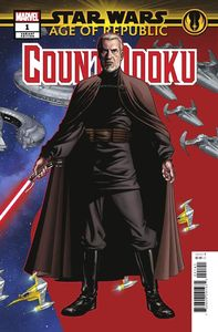 [Star Wars: Age Of Republic: Count Dooku #1 (Mckone Puzzle Pc Variant) (Product Image)]
