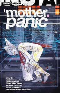 [Mother Panic: Volume 2: Under Her Skin (Product Image)]