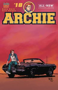 [Archie #18 (Cover C Variant Robert Hack) (Product Image)]