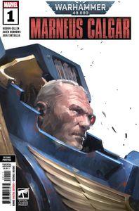 [Warhammer 40K: Marneus Calgar #1 (2nd Printing Variant) (Product Image)]