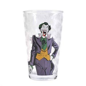 [DC: Large Glass: The Joker (Product Image)]