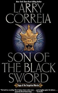 [Saga Of The Forgotten Warrior: Book 1: Son Of The Black Sword (Product Image)]