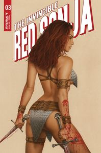 [Invincible Red Sonja #3 (Cover C Celina) (Product Image)]