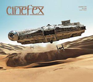[Cinefex #147 (Product Image)]