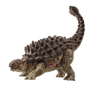 [Jurassic World: Bashers & Biters Action Figures: Ankylosaurus (Product Image)]