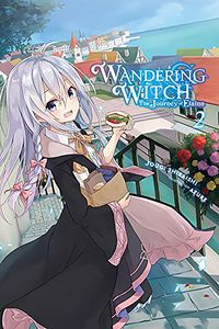 [Wandering Witch: The Journey Of Elaina: Volume 2 (Light Novel) (Product Image)]