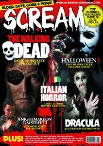 [Scream Magazine #28 (Product Image)]
