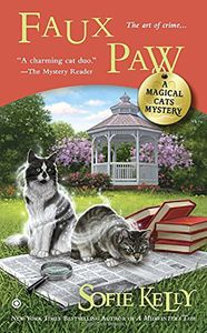 [Magical Cats: Book 7: Faux Paw: A Magical Cat Mystery (Product Image)]
