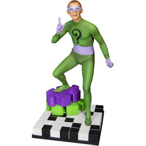 [DC: Tweeterhead Maquette: Batman: The Riddler (Product Image)]