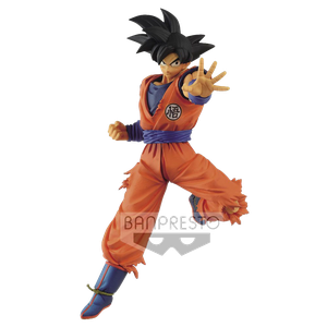 [Dragon Ball Super: Warriors Battle Retsuden Statue: Volume 6: Son Goku (Product Image)]