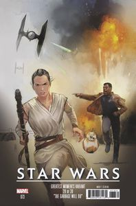 [Star Wars #73 (Reis Greatest Moments Variant) (Product Image)]