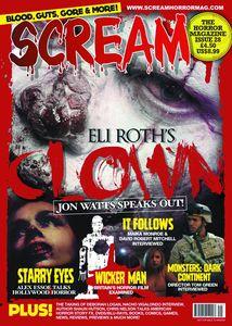 [Scream Magazine #30 (Product Image)]